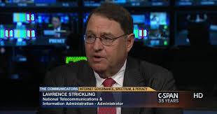 Assistant Secretary for Communications and Information and NTIA Administrator Lawrence E. Strickling
