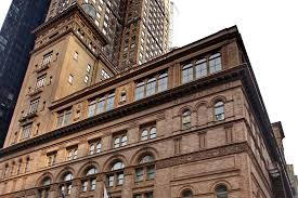 The exterior of Carnegie Hall in New York. Photo: Bebeto Matthews/ASSOCIATED PRESS