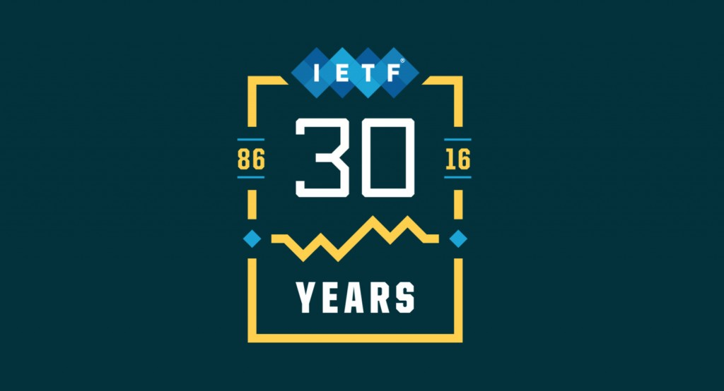 The IETF turns 30!