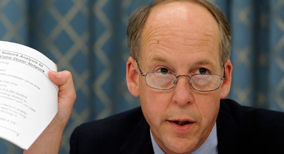 Rep. Greg Walden (R-OR) Chair, House Communications and Technology Subcommittee