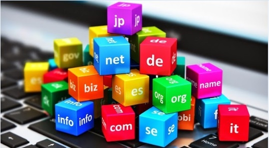 Image of domain names by WebXperts